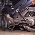 PM recupera moto furtada e apreende dois adolescentes em Umuarama