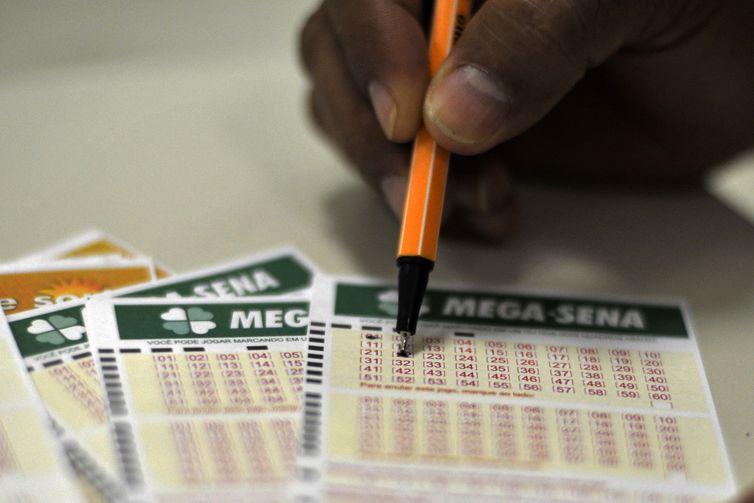 Mega-Sena sorteia nesta quarta-feira prêmio de R$ 6,2 milhões