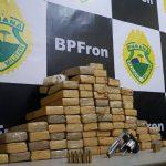 Polícia encontra depósito de drogas em sítio no distrito Doutor Oliveira Castro