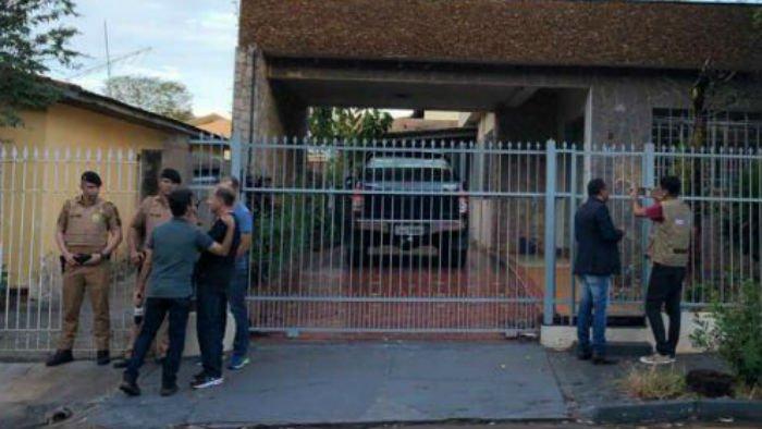 Pai e avó da menina Eduarda, encontrada morta em Rolândia, são denunciados à Justiça