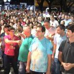 3º edição da Caminhada de Bênçãos atrai centenas de pessoas em Umuarama