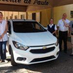 Uvel de Umuarama promove ação para doar carro ao Lar São Vicente