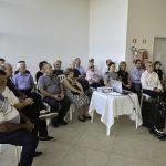 Roda de Conversa relembrou histórias de Orlando de Carvalho