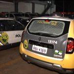 Grupo de amigos é vítima de assalto em Umuarama