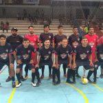 Definidos os finalistas da chave Prata do Citadino de Futsal
