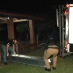 Idoso morre após ser baleado durante tentativa de assalto em Perobal