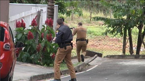 Família vive momentos de terror durante assalto em Umuarama