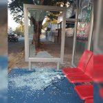 Homem é preso após cometer atos de vandalismo no centro de Umuarama