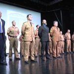 Solenidade em Umuarama marca os 165 anos da Polícia Militar do Paraná