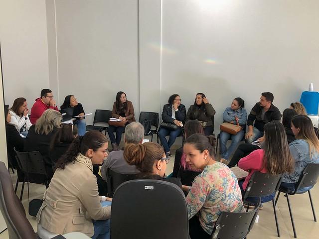Encontro prévio prepara propostas para Conferência da Assistência Social