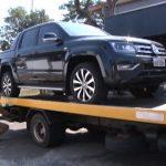 Polícia recupera em Umuarama veículo roubado na capital do Estado