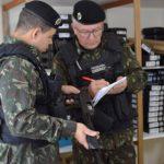 Exército deflagra operação contra comércio de armas de fogo e munições no Paraná