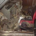 Mulher morre após acidente entre Alto Paraíso e Balneário de Porto Figueira
