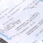 Homem encontra boleto com dinheiro na rua e paga a conta em Umuarama