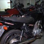 Homem é flagrado com motocicleta furtada no parque Industrial