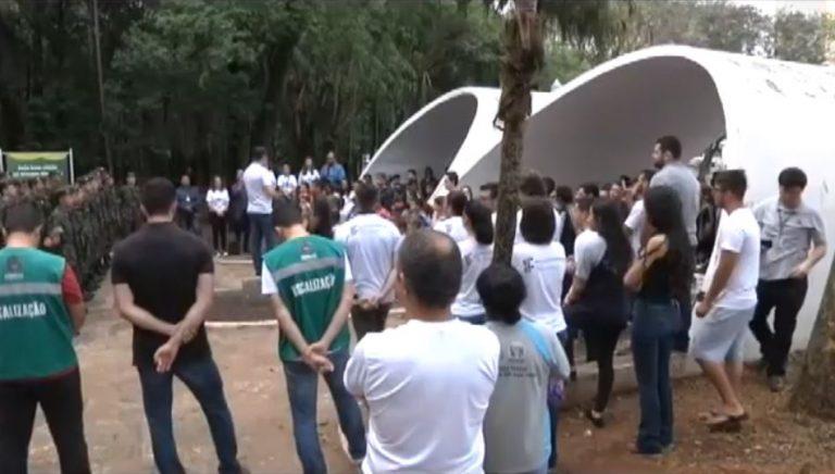 Mais uma edição do Abraço Ambiental é realizada em Umuarama
