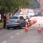 Autoridades intensificam ações de fiscalização na Semana Nacional de Trânsito