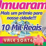 Moradores de Umuarama dividem prêmio de R$ 10 mil pelo Vale Sorte