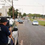 Radar móvel multa mais de 50 motoristas em poucas horas no trânsito de Umuarama