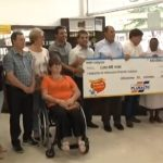 Campanha 'Aniversário Solidário' do Supermercados Planalto beneficia 40 instituições