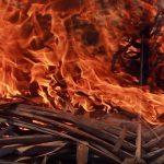 Homem é preso após atear fogo em vegetação às margens da PR-580
