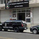 Polícia de Santa Catarina prende ´serial killer` que fez vítimas no Paraná