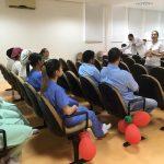 Ambulatório de Infectologia realiza ações para o Dia de Combate à Sífilis
