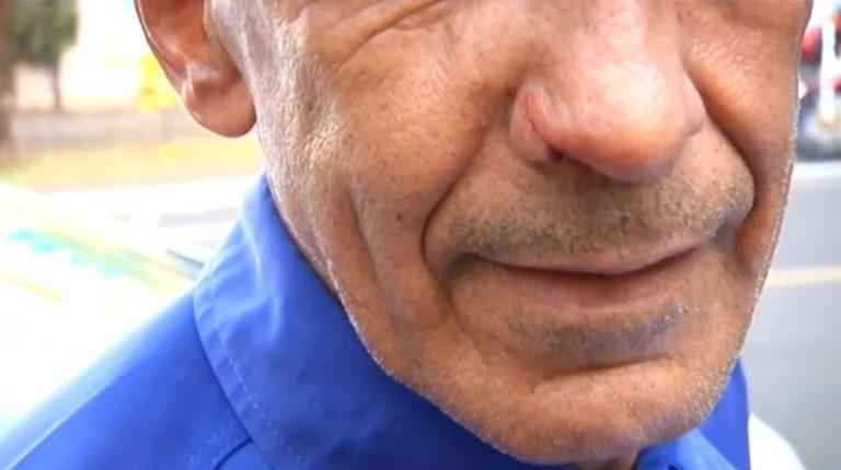 Homem é detido pela Guarda Municipal após agredir idoso em Umuarama