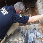 PRF intercepta veículo com droga que seria entregue em Umuarama