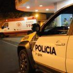 Jovem fica ferido após ser baleado em Tapejara