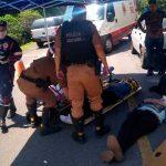 Rodovias estaduais registram 57 acidentes, com 48 pessoas feridas e três mortes