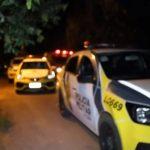Suspeito de assalto é morto durante confronto com a PM em Cianorte