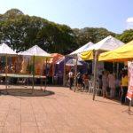 'Dia de Prever' reúne mais de mil pessoas na praça Arthur Thomas