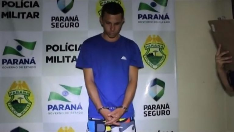 Suspeito de praticar latrocínio em São Paulo é preso pela polícia em Cianorte