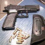 Jovem é preso com arma de fogo na avenida Paraná, em Umuarama