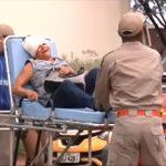 Mulher fica ferida após ser atropelada em Umuarama