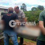 Homem é encontrado morto dentro de casa em Indianópolis