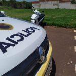 Polícia Militar recupera motoneta roubada em Umuarama