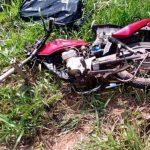Motociclista morre após colidir contra caminhonete na PR-323