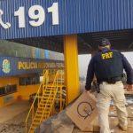 Apreensões de cigarro dobram em 2019 e superam recorde histórico no Paraná