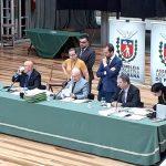 Assembleia aprova reforma em sessão na Ópera de Arame