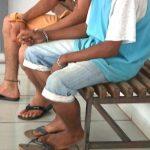 GDE apreende crack e cocaína com adolescentes no lago Tucuruvi, em Umuarama