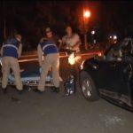 Acidente ente carro e moto deixa uma pessoa ferida em Umuarama
