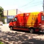 Criança fica ferida após acidente envolvendo três veículos em Umuarama