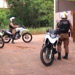 Mulher é rendida dentro de casa e tem celular roubado em Umuarama