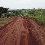 Pavimentação da Estrada Dias cria um cenário novo na zona rural