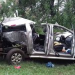 Grave acidente de trânsito deixa três mortos na BR-277