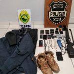 Operação prende quatro suspeitos de integrar quadrilha especializada em roubos de carros e casas