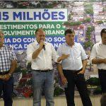 Umuarama recebe R$ 15 milhões para pavimentação e recape de vias