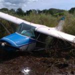 Avião sofre pane e faz pouso forçado no Norte do Paraná